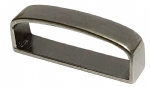 "Belt Loop - 'Antique Silver' Metal for 1½"" (40mm) wide belts. Code LOOP011"